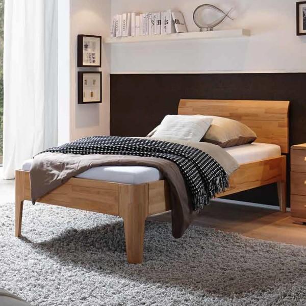 Hasena Massivholzbett Comfort Xyvola 25
