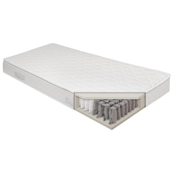 SleepPur White Line Bronze Taschenfederkernmatratze