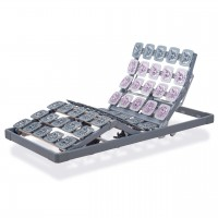 Tempur® Premium Flex 4000 Systemrahmen mit 4 Motoren