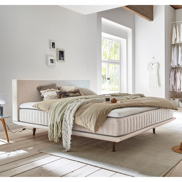 Minimum Collection Boxspringbett Ito Khaki
