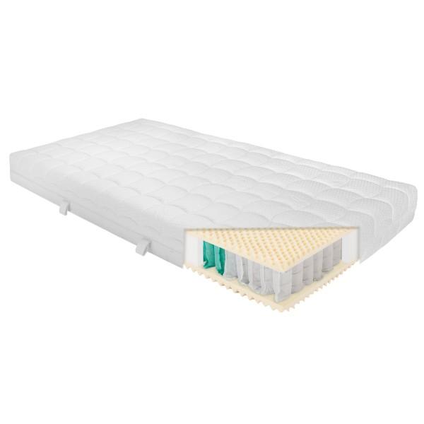 SleepPur White Line Gold Taschenfederkernmatratze