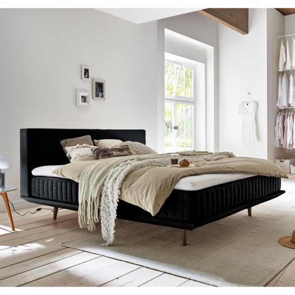 Minimum Collection Boxspringbett Ito Black
