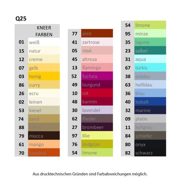 Kneer Q25 Easy-Jersey Spannbetttuch