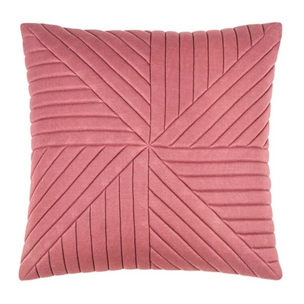 Pad Lunor Kissenhülle 50x50 Pink