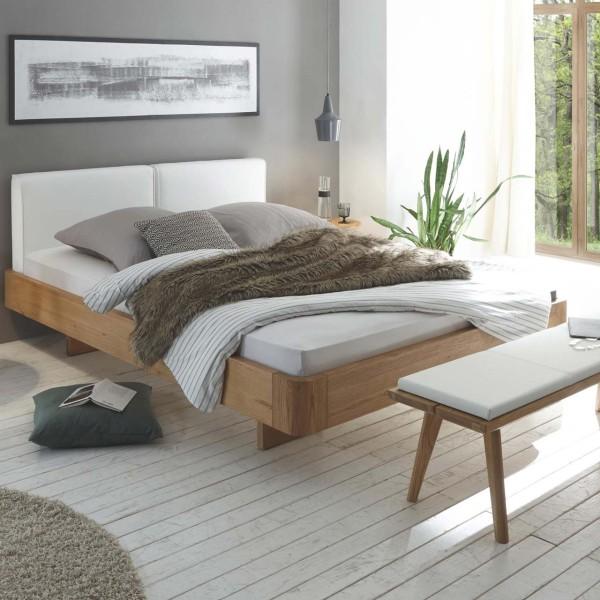 Hasena Oak-Bianco Massivholzbett Modul 18 Cemoa Airo